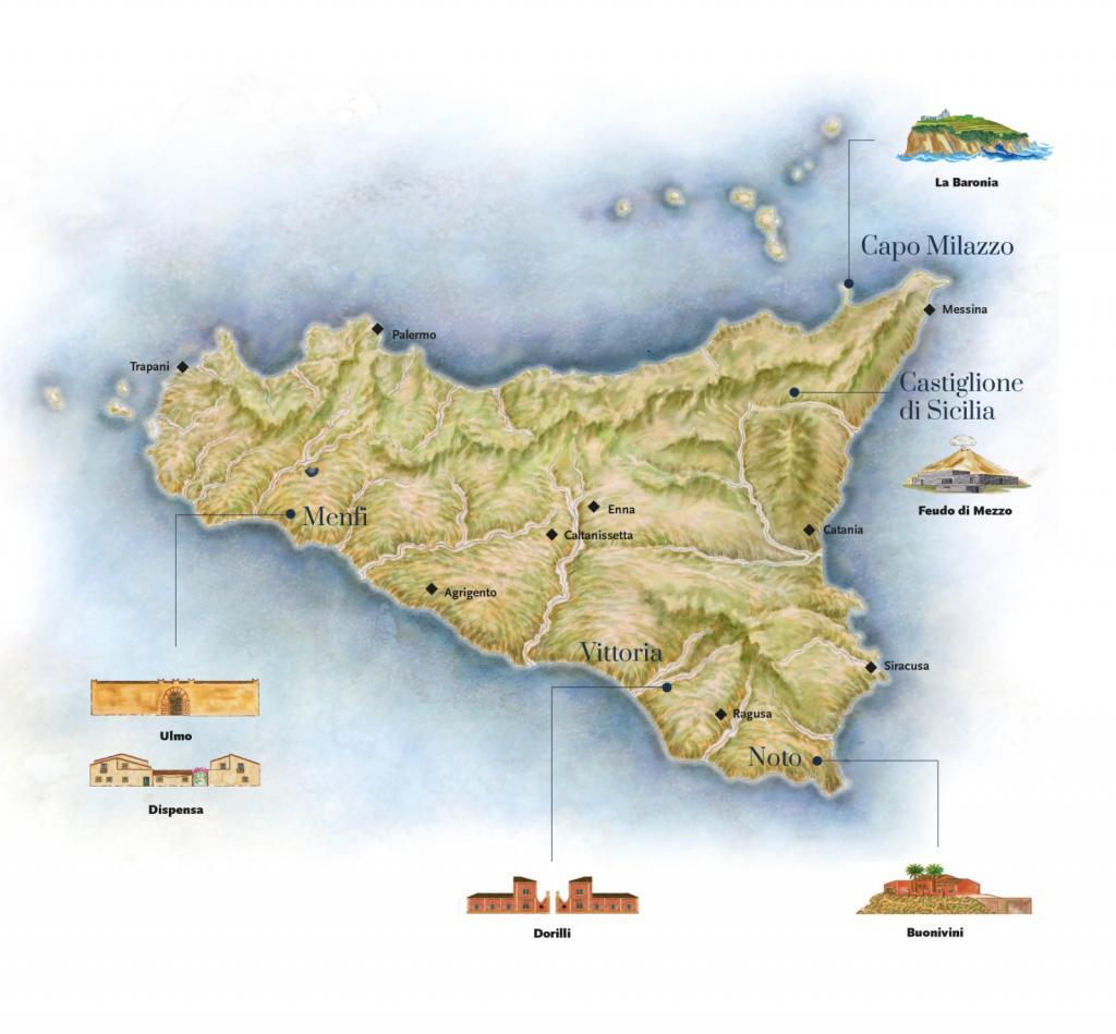 Planeta, un racconto siciliano