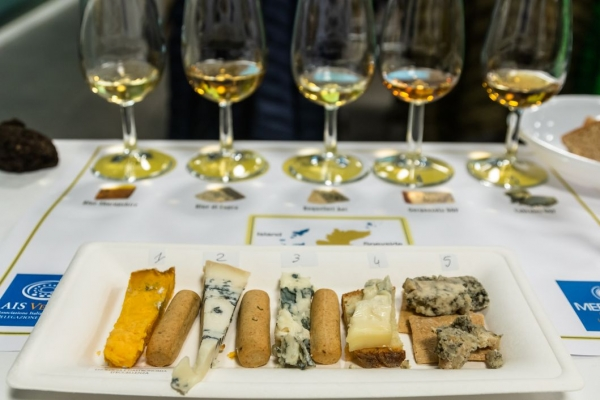 Scotch Whisky e Blue Cheese