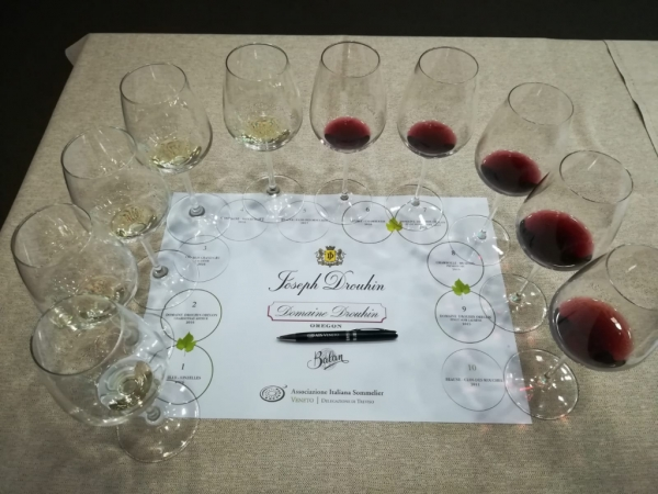 """DROUHIN Jour"" Borgogna Vs Oregon: Due mondi, due terroir a confronto"