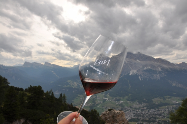 VINOVIP CORTINA: IL SUMMIT DEL VINO AD ALTA QUOTA